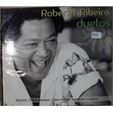 Frt Grátis Roberto Ribeiro Duetos Cd Lacrado
