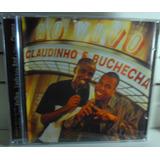 Funk   Ao Vivo Cd Claudinho Buchecha Rap Mpb Pop Dance Black