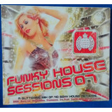 Funky House Sessions 07 Impor  Germany Dada Alex Gaudino Etc
