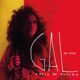 Gal Costa   A Pele Do Futuro   Ao Vivo   2 Discos   Digipack