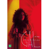 Gal Costa   A Pele Do Futuro   Ao Vivo   Digipack   Dvd