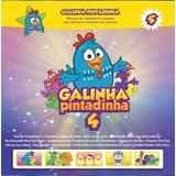 Galinha Pintadinha 4   Cd