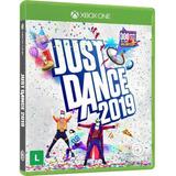 Game Just Dance 2019 Xbox One Midia Fisica Original Cd Blura