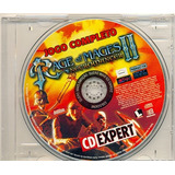 Game Pc Rage Of Mages 2 Necromancer Cd Expert Usado
