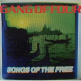 Gang Of Four   Songs Of The Free   Cd Importado