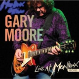 Gary Moore Live At Montremx 2010   Cd Rock