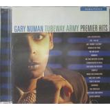 Gary Numan Cd Tubeway Army Premier Hits Novo Lacrado