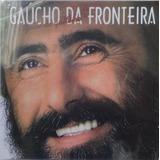 Gaúcho Da Fronteira Amizade De Gaiteiro   Cd Música Region