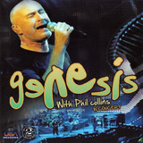 Genesis With Phil Collins In Concert    2 Cds Rock