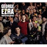 George Ezra   Wanted On Voyage  Deluxe  Digipack Cd