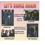 George Mccrae Lynn Anderson Gary Lewis Playboy Cd Lets Dance