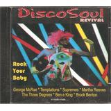 George Mccrae Sam E Dave The Foundations Cd Disco Soul Reviv
