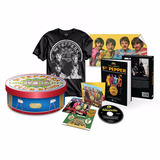 Gift Box The Beatles Sgt Peppers 50 Anos Edição Deluxe
