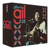 Gilberto Gil   Anos 70 Ao Vivo   Box Com 6 Cds