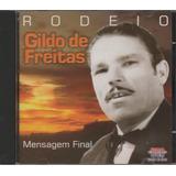 Gildo De Freitas   Cd Rodeio Mensagem Final
