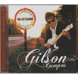 Gilson Campos   Cd Na Estrada