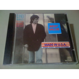 Gino Vannelli Big Dreamers Never Sleep Cd Lacrado Raro Impor