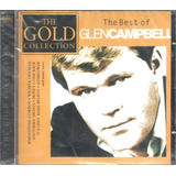 Glen Campbell   Gold Collection    Cd Original