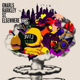 Gnarls Barkley St  Elsewhere Cd