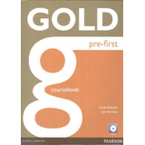 Gold Pre first Coursebook   Cd rom Pack