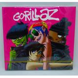 Gorillaz   Greatest Hits Duplo Importado