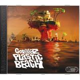 Gorillaz Plastic Beach   Novo Lacrado Original