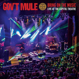 Govt Mule bring On The Music live At The Capitol 2 Cd 2dvd