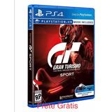 Gran Turismo Sport Gt Ps4 Mídia Cd Lacrado Envio Imediato