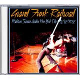 Grand Funk Railroad   Madison Square Garden New York 1972