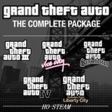 Grand Theft Auto Collection Steam Cd Key Original Pc
