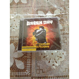 Green Day 21st Century Breakdown Cd Novo Lacrado
