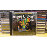 Gregory Isaacs Dennis Brown Cd Blood Brothers