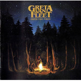 Greta Van Fleet ¿ From The Fires  original Lacrado