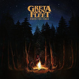 Greta Van Fleet   From The Fires Cd