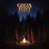 Greta Van Fleet From The Fires   Cd Rock