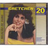 Gretchen   Cd 20 Sucessos   Seminovo
