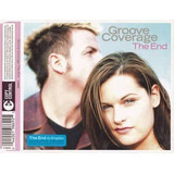 Groove Coverage   The End    cd Single