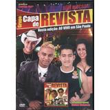 Grupo Capa De Revista Dvd Nesta Edição Frete Grátis
