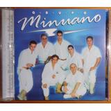 Grupo Minuano Cd Nosso Balanço Tá Na Mod 2004 Original Usado