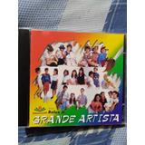 Grupo Reluz Jr Grande Artista Cd Raro