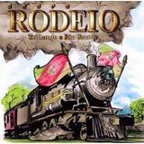 Grupo Rodeio Trilhando O Rio Grande   Cd Música Regional