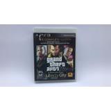 Gta 4 The Complete Edition   Ps3   Midia Fisica Cd Original