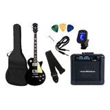 Guitarra Les Paul Strinberg Lps 230 + Bag E Acessórios