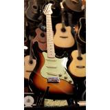 Guitarra Strato Strinberg Sts-100 Sunburst Fgrátis + Brinde