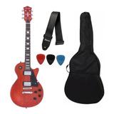 Guitarra Strinberg Lps260 Les Paul + Capa+ Correia +brinde