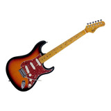 Guitarra Tagima Tg 530 Woodstock Stratocaster - Nf Garantia