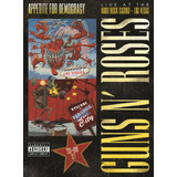Guns n roses Appetite For Democracy   Dvd   2 Cds Rock