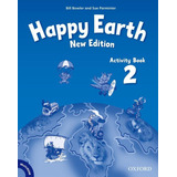 Haapy Earth 2 Wb With Cd rom   New Edition