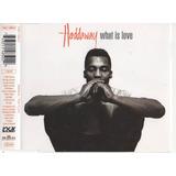 Haddaway   What Is Love   Cd Single Raro