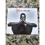 Haddaway Cd Single Importado What Is Love
